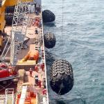 Good Price Floating Yokohama Marine Fender for Cargo Ship Docking & Mooring