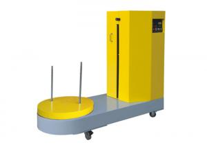 China XT4508 Airport Luggage Stretch Wrapper , Box Wrapping Machine High Efficiency on sale