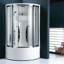 China Toughened safety High - strength curved tempered glass for shower cabin on sale