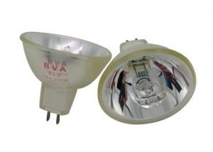 China 200 Hours Lifetime Halogen Enlarger Lamp Reflector ELC 24V 250W 3250K GX5.3 on sale