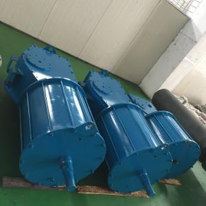 China Spring Return Heavy Duty Actuator , Single Acting Pneumatic Rotary Vane Actuator on sale