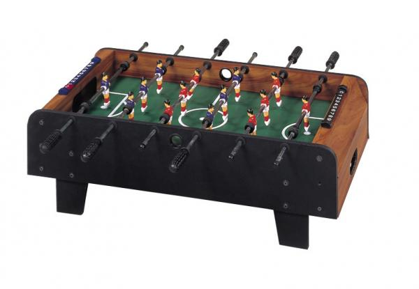 Professional XX Playing Rods Foosball English World - Fireball foosball table