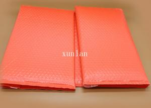 China Red Personal Poly Bubble Mailers , Superior Cushioning Post Bubble Mailers on sale