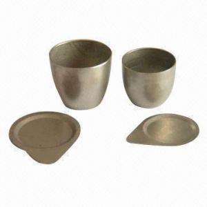 China Pure Nickel Crucible on sale