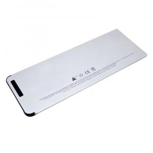 China Aluminum Unibody Macbook Laptop Battery 10.8V Apple Macbook 13 Inch A1278 A1280 2008 Version on sale