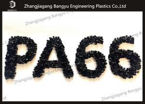 China Plastic Nylon PA66 GF30 Granules In Black Color  Transparent Polyamide 6 Pellets on sale