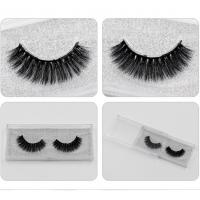 Custom 100% Hand Made Cruelty Free Invisible Band 3D Mink Fur Eyelashes