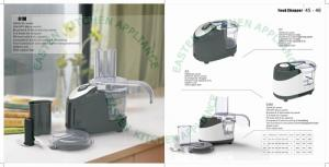 China Electric CE certificate automatic micro switch food chopper on sale