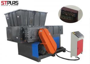 China Plastic Scrap Grinder Machine Plastic Scrap Cutting Machine with D2 Blades on sale