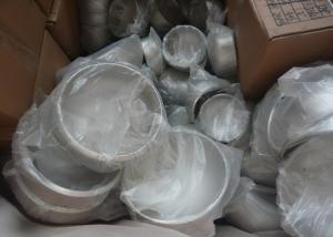China DN150 ASME / ANSI B16.9 316 Stainless Steel End Caps For Pipes , Custom Ss Tube Fittings on sale