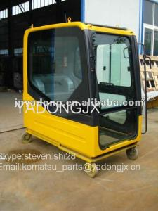 China KOMATSU excavator PC220 cabin on sale
