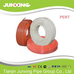 China Juxning Iso22391 pert pipe pert plastic water pipes pert pipe price on sale