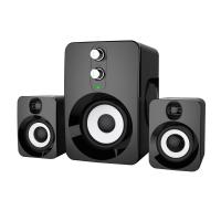 China 2.1 multimedia computer usb speaker Portable laptop mini bass speakers 2.1 active system on sale
