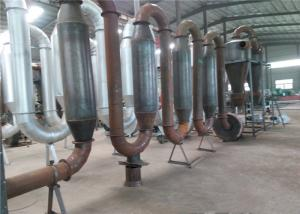 China Industrial Pulsed Airflow Dryer , High Drying Effect Sawdust Airflow Dryer Machine on sale