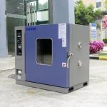 Estufas de Vacuun de las cámaras del secado al vacío del LABORATORIO para los solventes inflamables