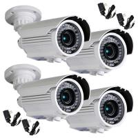 Weatherproof Night Vision Surveillance Camera 12VDC For Kindergarten