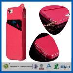 PU の革 Apple の携帯電話の箱