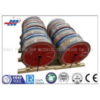 China High Strength Copper Coated Steel Wire 1900~2050 Mpa For Tyre Reinforcement on sale