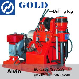 China Portable Water Well Drilling Equipment GX-50 Drill Accessories Available on sale