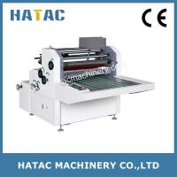 Window Water-based Film Laminating Machine,Book Cover Lamination Machinery
