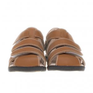 China 2012 new design leather children sandals UI-B65002CF on sale