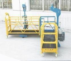 China Power Lifting Hanging Scaffold 630kg load/6m length on sale