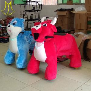 China Hansel low investment high profit  animal mall scooters mall ride on toys on sale