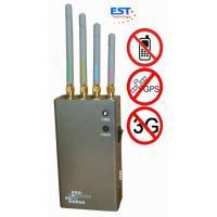WIFI Car GPS Blocker Signal Jammer EST-808KE , 1500 - 1600MHZ Frequency