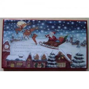 China Christmas epoxy gifts, christmas epoxy crafts,crystal christmas gifts,christmas epoxy resin crafts on sale