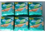 Always Sanitary Pads Lady Napkin 240mm Dayuse Prevent Fluid From Leakage