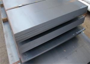 China Hot Rolled Steel Sheet SS400Cr A36 ASTM A572M Anti Corrosion Thickness 2.5-20mm on sale