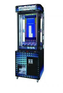 China Coin Pusher Redemption Game Machine With Simulator ,Electronic For Kids ML-QF509 on sale