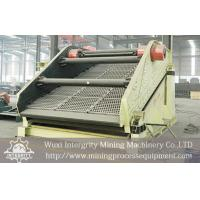 China Single Deck Vibrating Screen Machinery Circle Throw Pre - Crushed on sale