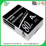 China Multipurpose Double A4 Copy 80 gsm / White A4 Copy Paper a4 paper 70g 80g wholesale