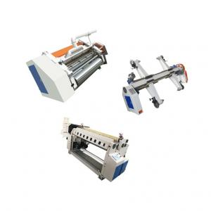 China Professional Single Facer Electric Mill Stand For 2 Ply Corrugated Cardboard on sale