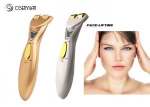 China Ems & Electroporation Beauty Device , Ultrasonic Ionic Anti Wrinkle Eye & Face Massager on sale