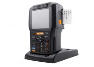 China Programmable Handheld All In One Pos TERMINAL With 3G GSM Wifi Bluetooth PDA-3505 on sale