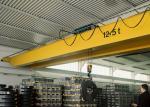 Heavy Duty Industrial Travelling Overhead Crane EOT Crane for Steel Plants / Paper Mills