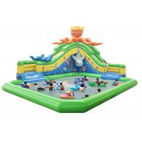 Inflatable Swimming Slide giant inflatable water slide for adult
