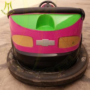 China Hansel amusement games electric bumper cars for sale new bumper car on sale