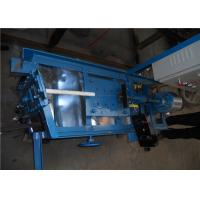 China 2 Working Step Wire Mesh Conveyor Belt Machine  For Deeply Bended Linked String on sale