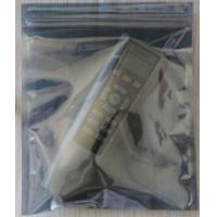 Custom Printed Ziplock Plastic Bags Shielding ESD Packaging Anti-Static Bag