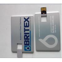 bank card usb flash disk china supplier