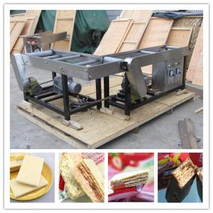 China Good Quality Automatic Wafer Bakery Oven on sale