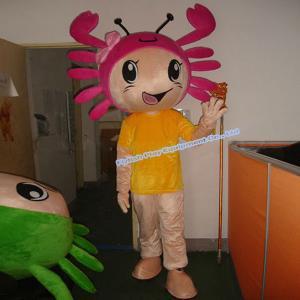 China crab costume on sale