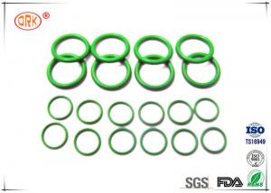 China Green NBR O Ring With High Pressure And Oil Resistance For Machinary on sale