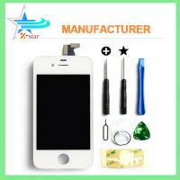 Original Iphone LCD Screen Digitizer With Touch Screen For Iphone 4s