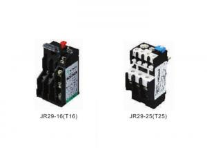 China Three Phase Eletrical Relay Thermal Overload Relay For Electric Motors Overload Protection on sale