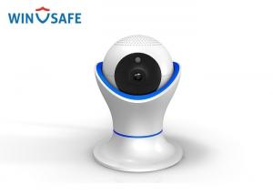 China Two Way Audio WiFi Home Security CCTV Camera Mini HD P2p Indoor Baby Monitor on sale