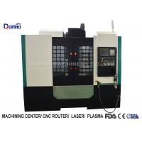 China 7.5 KW FANUC Spindle Motor Cnc Metal Milling Machine Automatic Lubrication System on sale